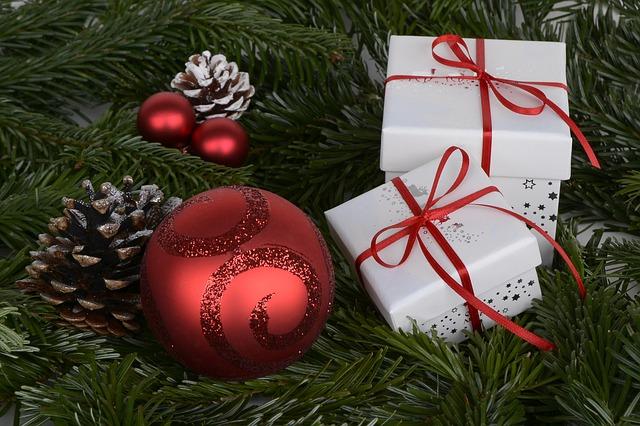 fijne feestdagen kerst cadeau