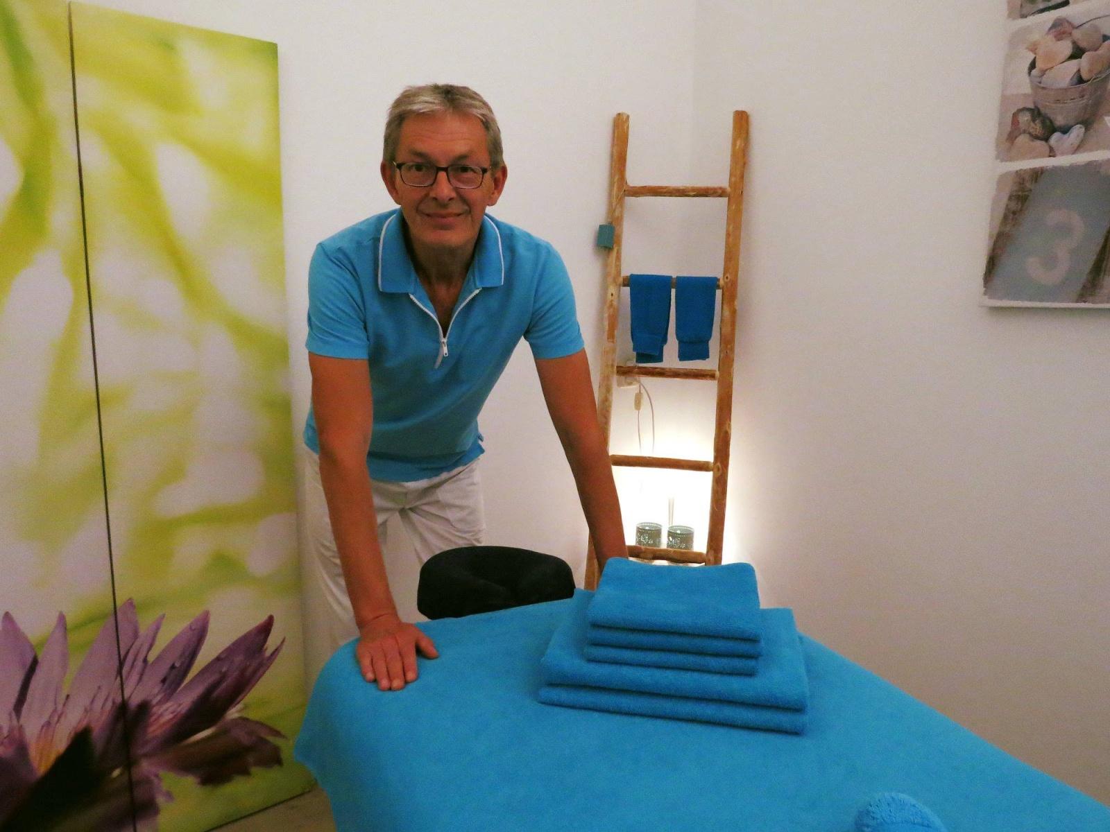 ontspanningsmassage welnessmassage Gerard van Heck
