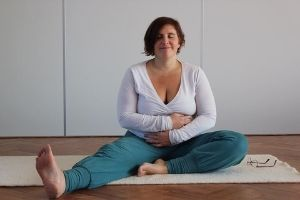Kathelijne van Beek Volop vrouw yoga