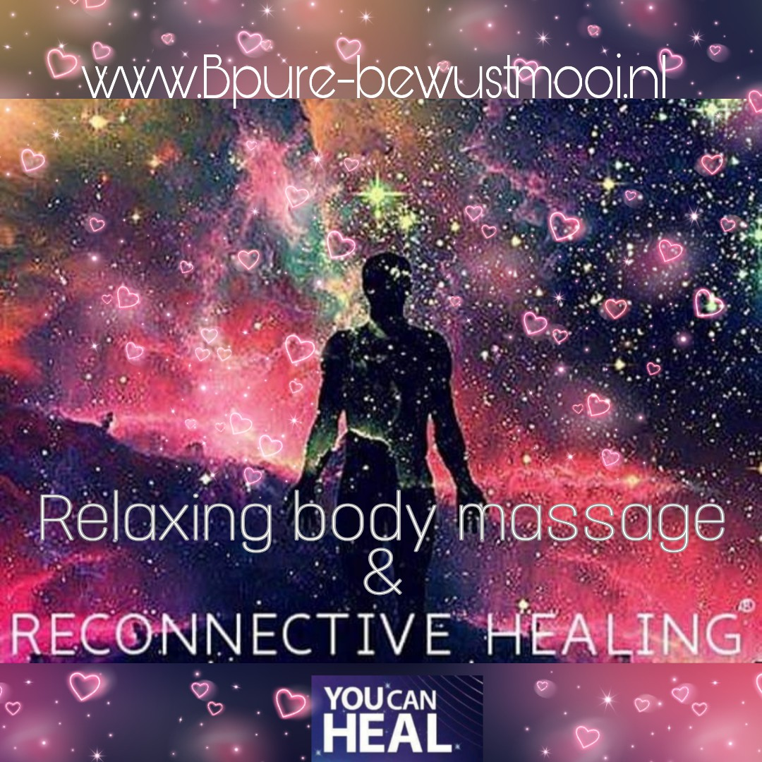 massage reconnective healing Shafya Jaggoe