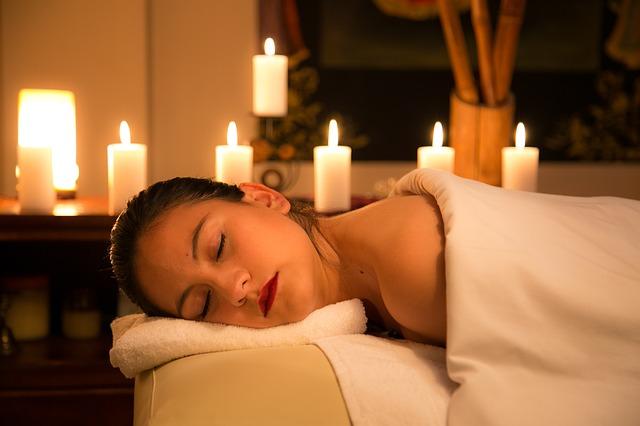 ontspanning massage behandeling relax
