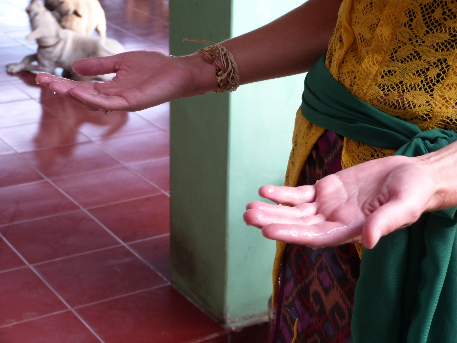 Rianne Wijninge Aards en Hemels intuïtieve massage