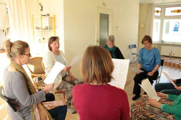 workshop Marjoline Kampinga Iedereen kan zingen