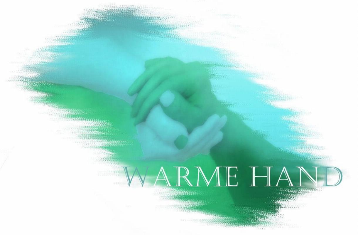 Warme Hand